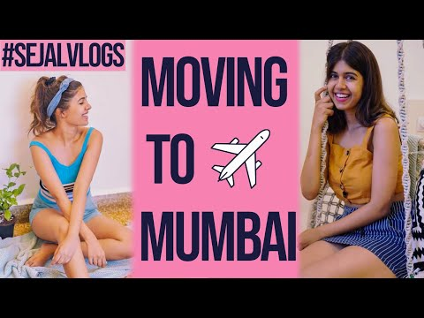 Moving to Mumbai Vlog #1 | Sejal Kumar