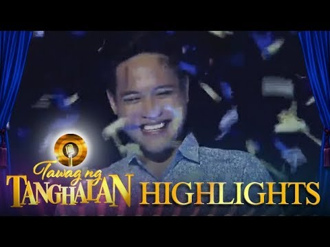 Tawag ng Tanghalan: Reggie Tortugo is still the defending champion