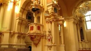 Софийский собор. Орган.(Орган Софийского собора в Полоцке., 2013-03-19T12:26:11.000Z)