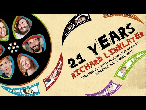 21 YEARS: RICHARD LINKLATER Documentary with Filmmaker Michael Dunaway