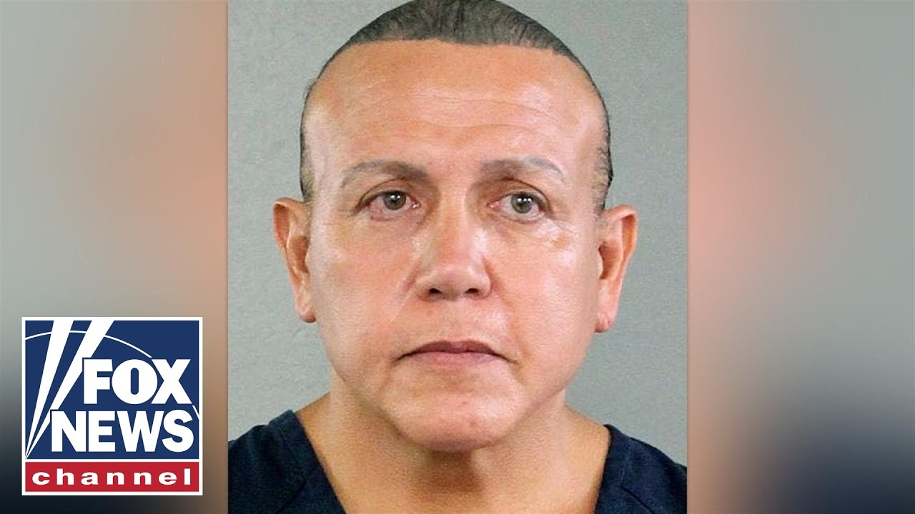 Bomb suspect Cesar Sayoc faces up to 48 years in prison