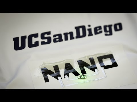 Printed, flexible and rechargeable battery can power wearable sensors