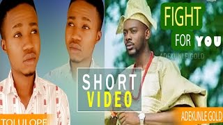 adekunle gold music short video by tolexkit