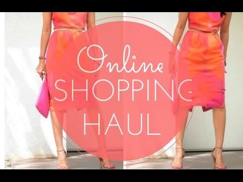 Online Shopping India : Haul, Fav Portals & Reviews