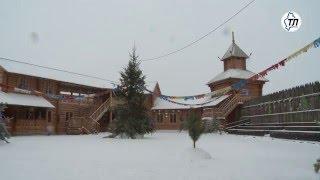 Ялуторовский острог открыт(Одна из главных достопримечательностей Тюменской области вновь открыта для всех посетителей после почти..., 2015-12-09T05:36:41.000Z)