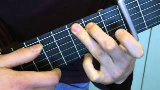 Cours de guitare - LA CHANSON DU DIMANCHE : Petit Cheminot