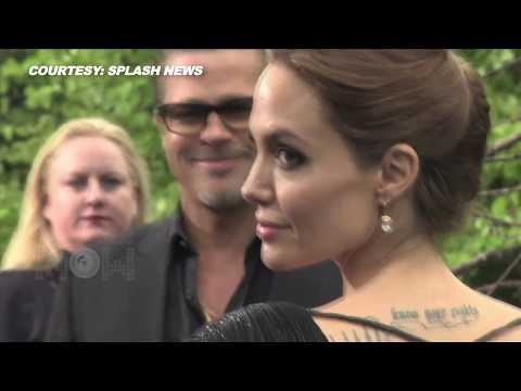 Was Angelina Jolie CHEATING On Brad Pitt With Married Billionaire? | Brangelina DIVORCE