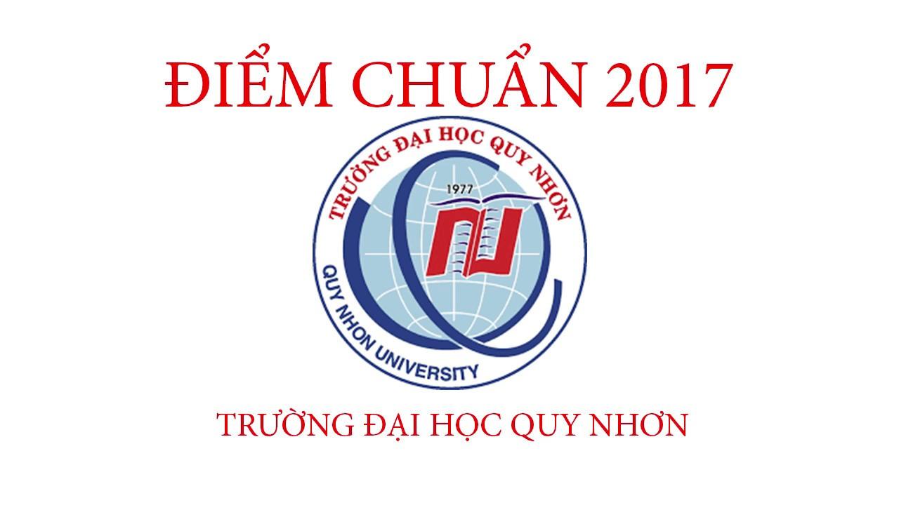 Điểm chuẩn 2017 Đại học Quy Nhơn