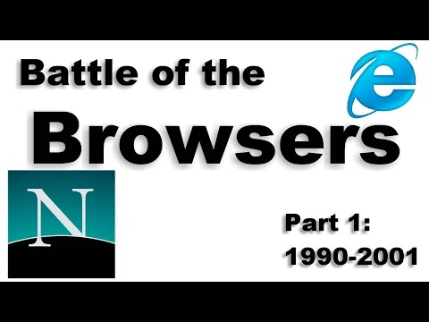 Battle of the Browsers (Part 1)