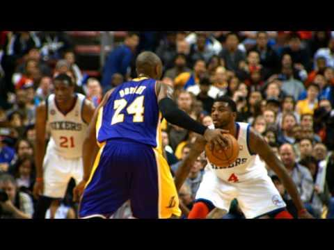 NBA Phantom. Mamba lights up hometown in 2012