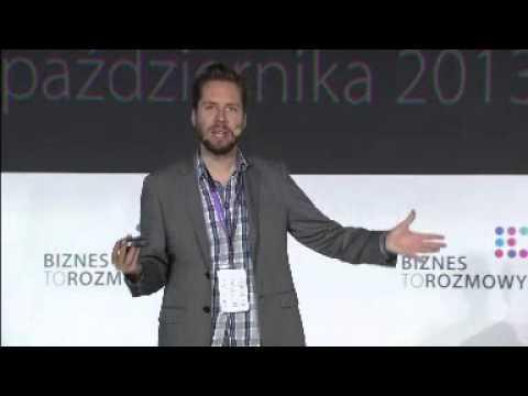 Jeremy Gutsche   BIZNES TO ROZMOWY   Netia