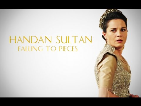 HANDAN SULTAN - Falling to Pieces