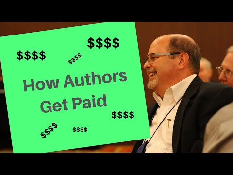 How authors get paid Mp3