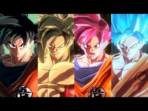 Son Goku TRIBUTE | Dragon Ball Xenoverse 2