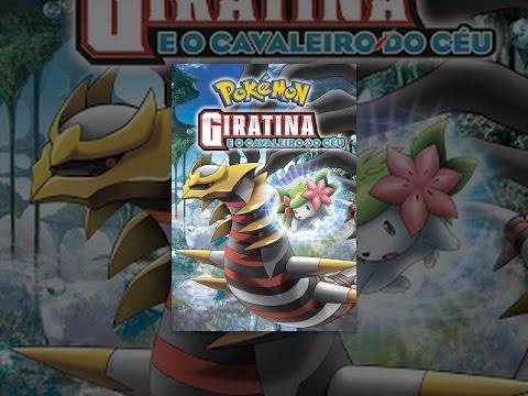 Pokémon. Giratina e o Cavaleiro do Céu Dublado