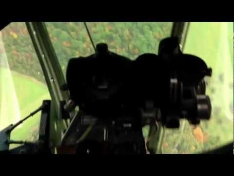 Bombardier and Nose Gunner - B-24 Liberator