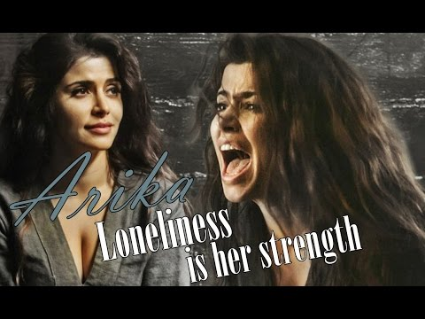 Arika loneliness is her strength dominion 2x11 youtube - Arika dominion ...