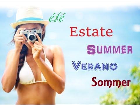 canzoni estate 2017 : le canzoni del momento summer (novità playlist musica estate 2017)