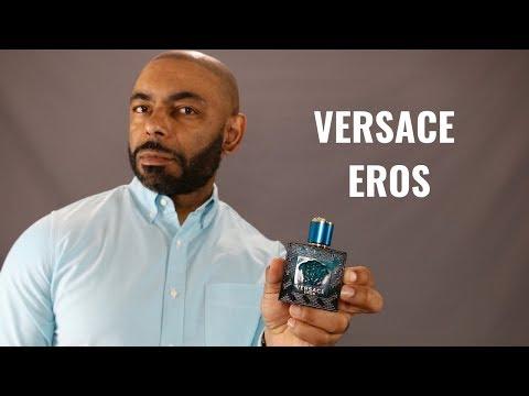 Versace Eros Cologne Review