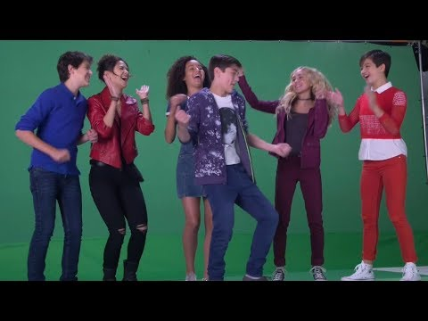 Andi Mack - Tomorrow Stars Today Music Video - Behind The Scenes