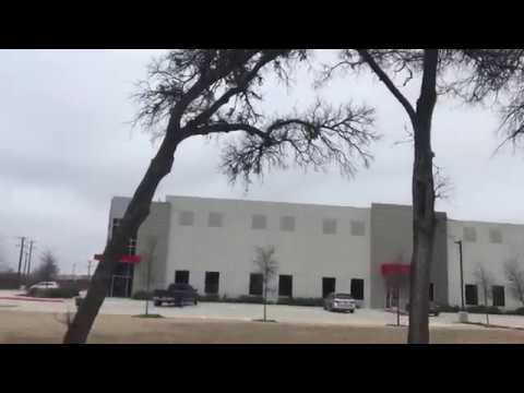 commercial-ground-water-drainage-to-save-trees-with-fungus-in-collin-county