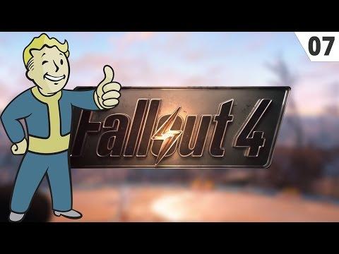 Fallout 4 (Svenska) EP07 - Lootar Ett Kraschat Jumbojet