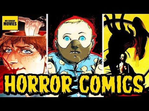 The Best Horror Comics This Halloween
