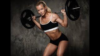 Лучшая Музыка Для Занятий Фитнесом Силовые Упражнения для Мужчин и Женщин Воркаут