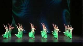 "MS2011: Peacock Dance ""碧波孔雀"""