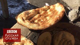 Ручная работа: хлеб из тандыра