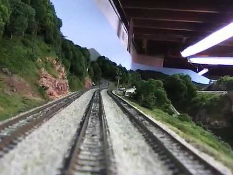 Ted Mc Lean's N Scale Railroad