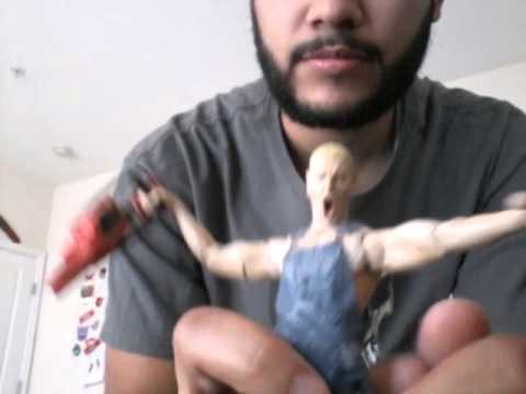 Eminem (Slim Shady) Chainsaw Action Figure ReView
