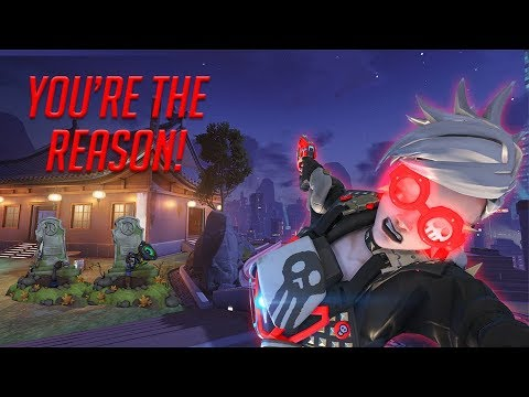 You're the Reason Overwatch is Dying!