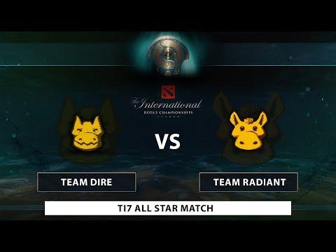 ALL STAR MATCH | The International 7 Championship | PH Coverage