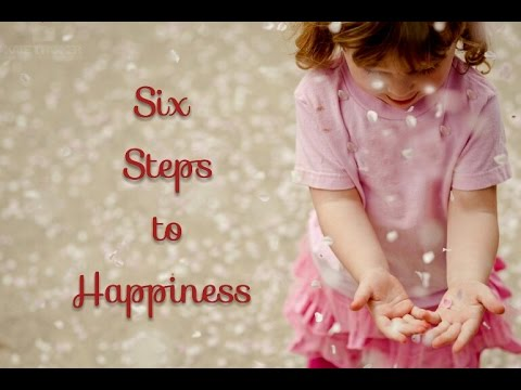 Six Steps to Happiness ♥ Pearl Gomez ♥