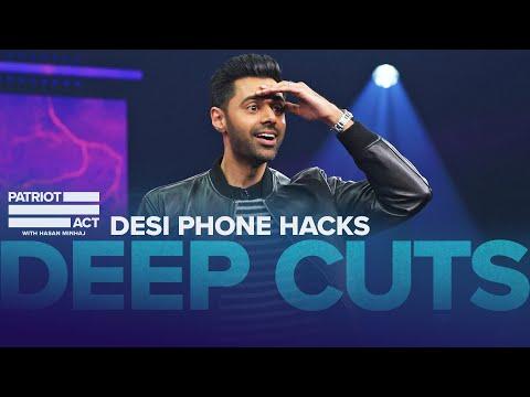Hasan Reflects On His Thirst Tweets Video   Deep Cuts   Patriot Act With Hasan Minhaj   Netflix
