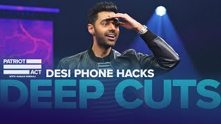 Hasan Reflects On His Thirst Tweets Video | Deep Cuts | Patriot Act with Hasan Minhaj | Netflix