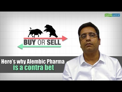 Here's Why Alembic Pharma Is A Contra Bet   Buy Or Sell