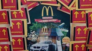 McDonald's Monopoly 2018  🍔🍟🍦❤ - Teil 2