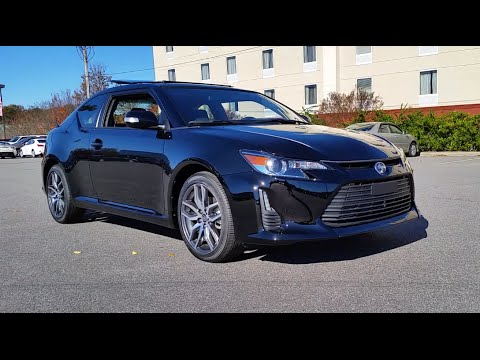 2016 Scion tC: Start Up, Exhaust and Review