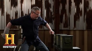 Forged in Fire: Combat Knives Tested (Season 5, Episode 12) | History