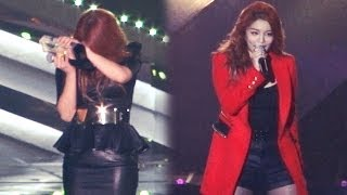 에일리(Ailee) 결국 '눈물'...with 신승훈, 배치기 (멜론 뮤직 어워드)