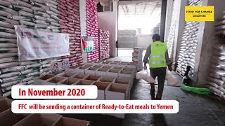 Feed the Families in Yemen - Nov 2020