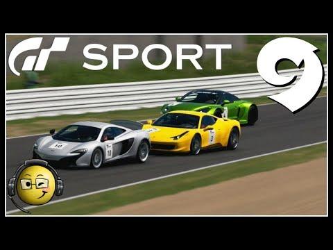 Let's Stream Gran Turismo Sport Session 9: Professional Events 1/2