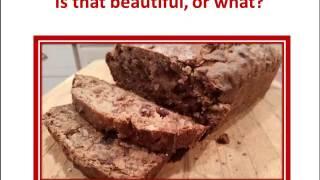 Aunt Lynda's Super Yummy Ohio Date Nut Bread