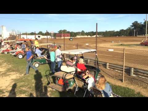 Charleston Speedway 06 27 17 Rick Qualifying