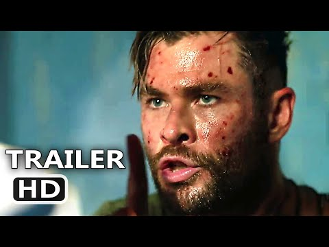 EXTRACTION Trailer (2020) Chris Hemsworth Action Movie