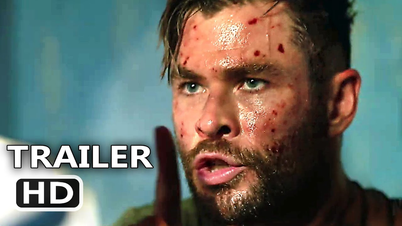 Review Chris Hemsworth S Brutal Action Flick Extraction Sets New Netflix Record Wtop