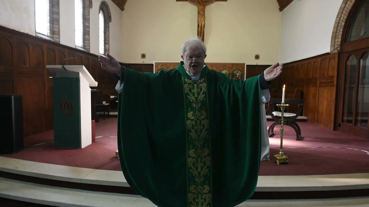St Gertrude's South Croydon Mass 9th October 2021