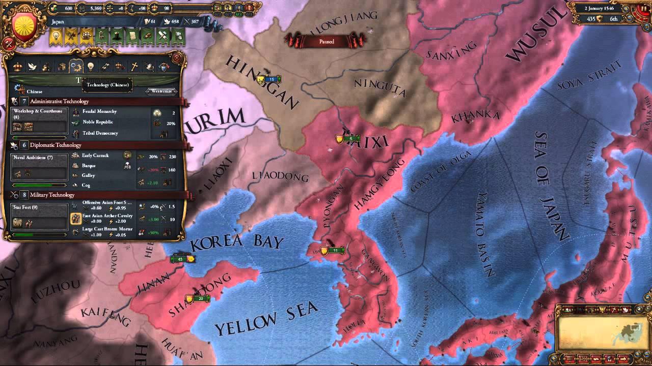 EU4 Japanese Empire #17